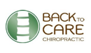 logo for back to care chiropractic
