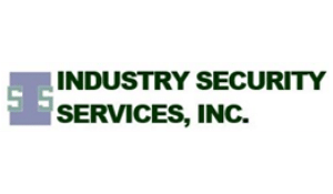 logo for industry security services
